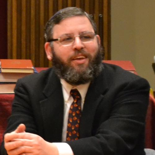 Rabbi Aryeh Klapper