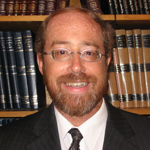 Rabbi Chanoch Waxman